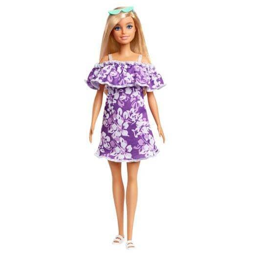 MATTEL:Malibu Barbie Doll - 50th Anniversary