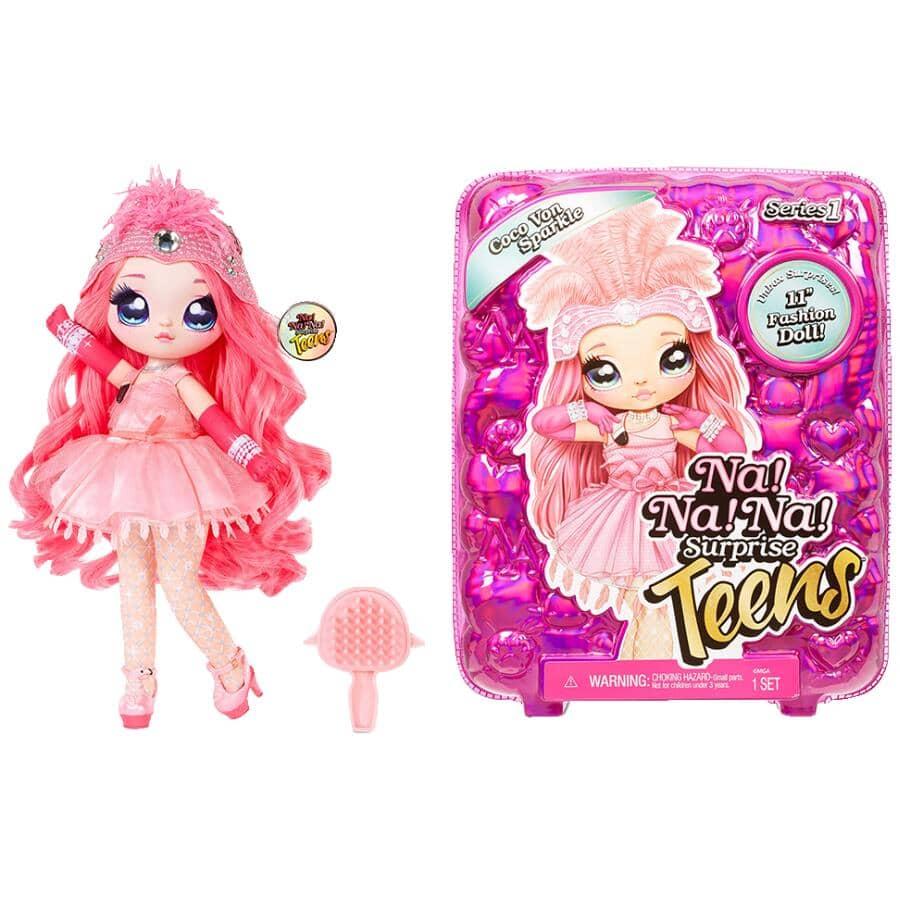 LOL SURPRISE!:Na! Na! Na! Teen - Assorted Dolls