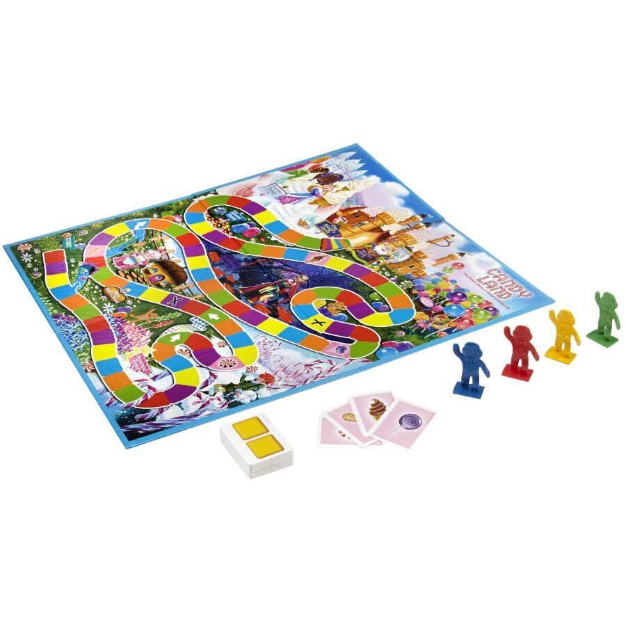 HASBRO:Candyland Board Game