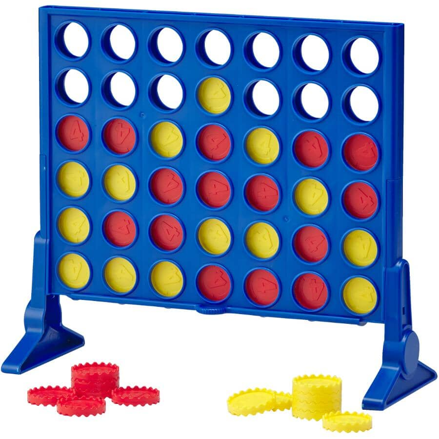 HASBRO:Connect 4 Game