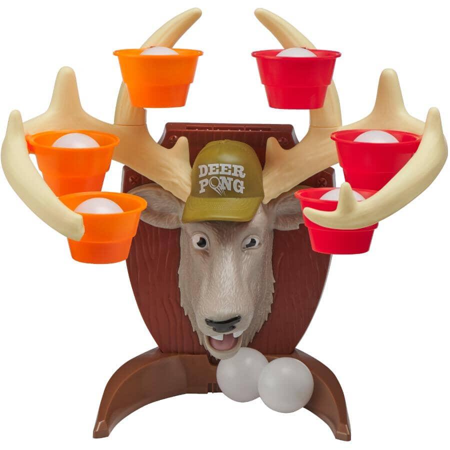 HASBRO:Deer Pong Game, English