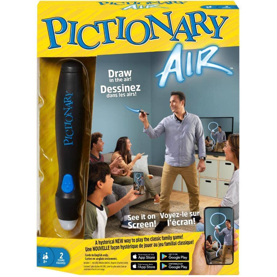 MATTEL:Pictionary Air - English Version