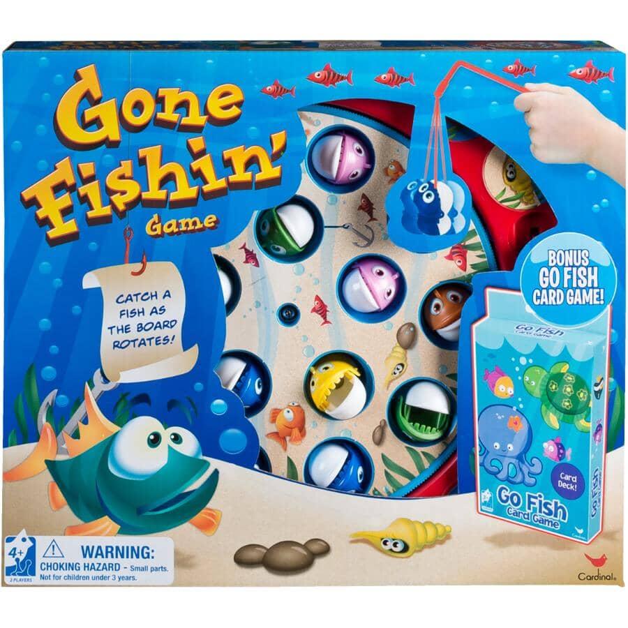 KROEGER:Gone Fishin' Game