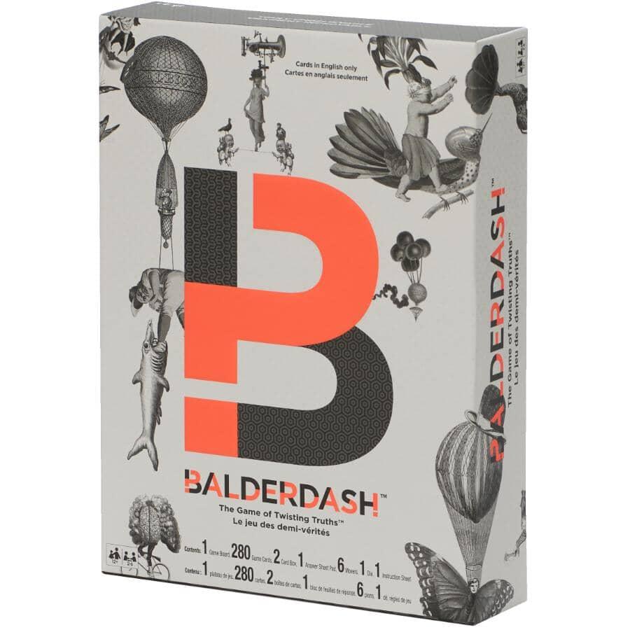 MATTEL:Balderdash Board Game