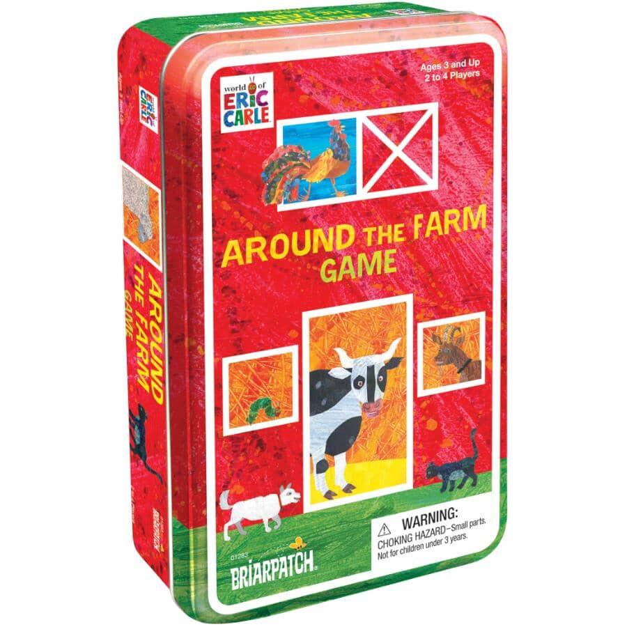 UNIVERSITY GAMES:Around the Farm Board Game