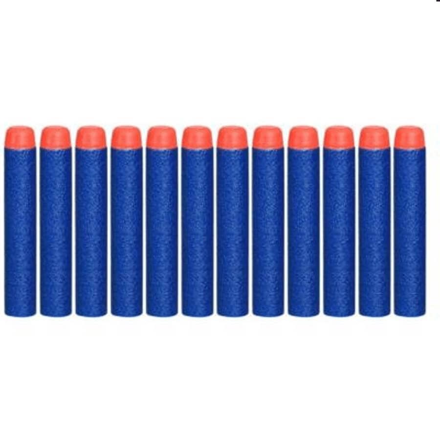 HASBRO:12 Pack Strike Elite Nerf Dart Refills