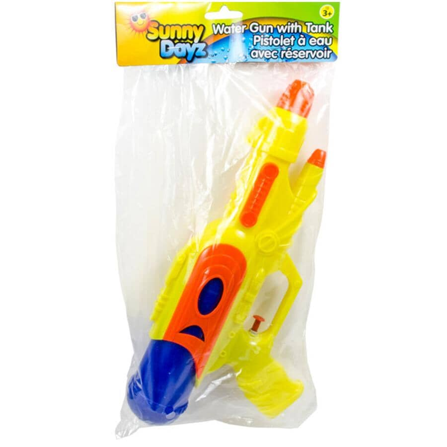 """SUNNY DAYZ:12.5"""" Water Blaster Squirter - Assorted Colours"""