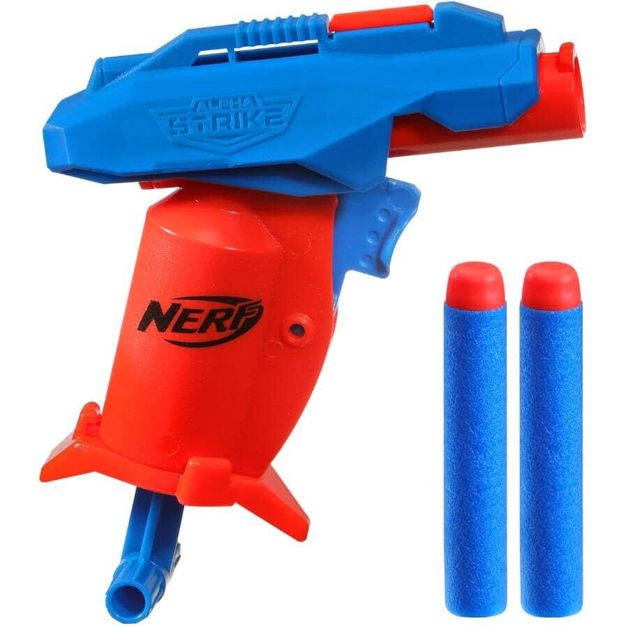 HASBRO:Nerf Alpha Strike Slinger Shooter