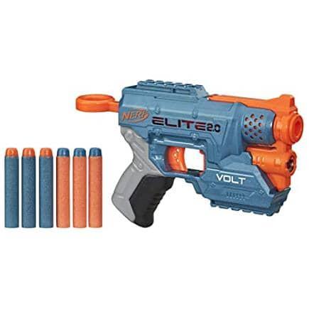 HASBRO:Nerf Elite Volt 2.0 Shooter