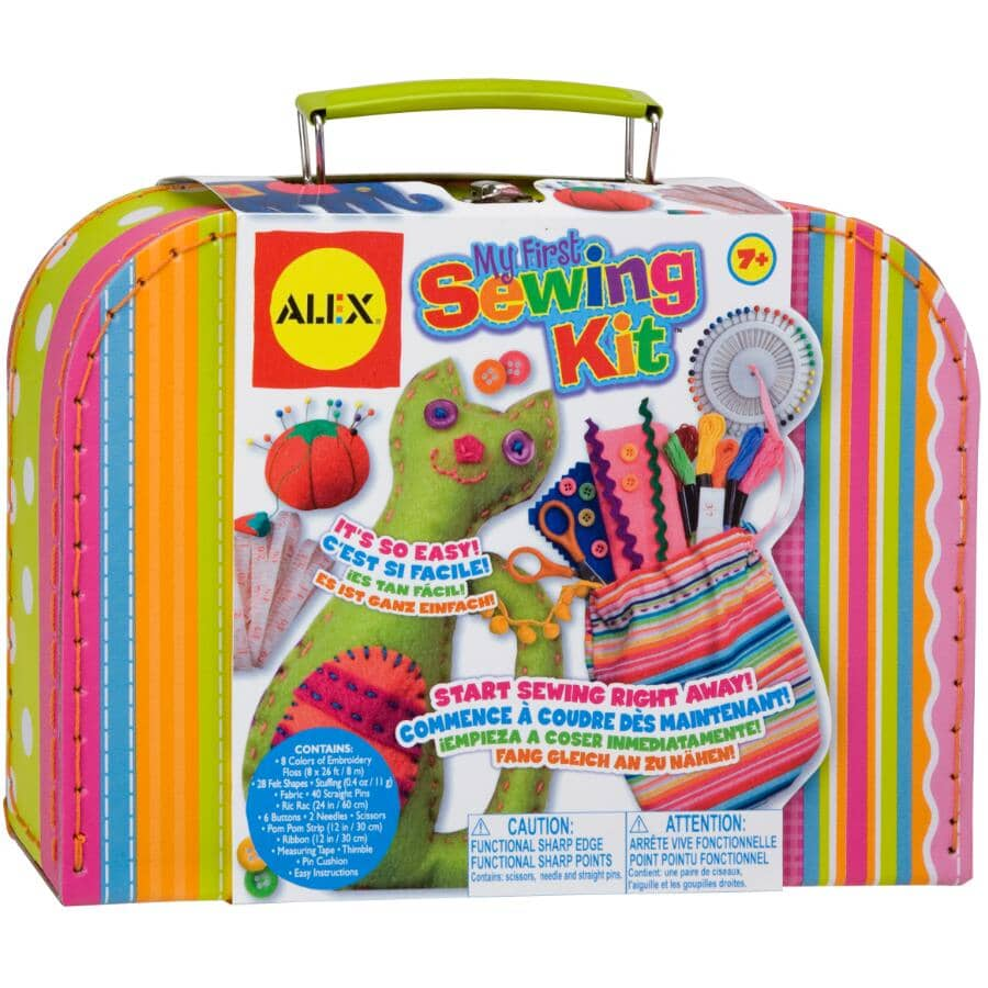 ALEX:My First Sewing Kit