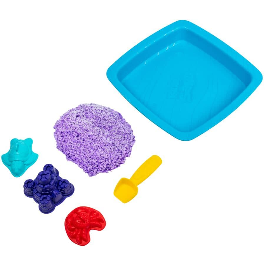 SPIN MASTER:Kinetic Sand Sandbox Playset - Assorted