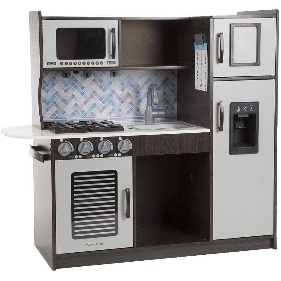MELISSA & DOUG:Chef's Kitchen Playset - Charcoal (English Only)