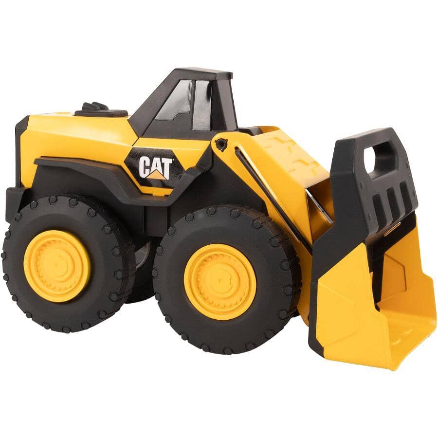 FUNRISE:CAT Steel Wheel Loader