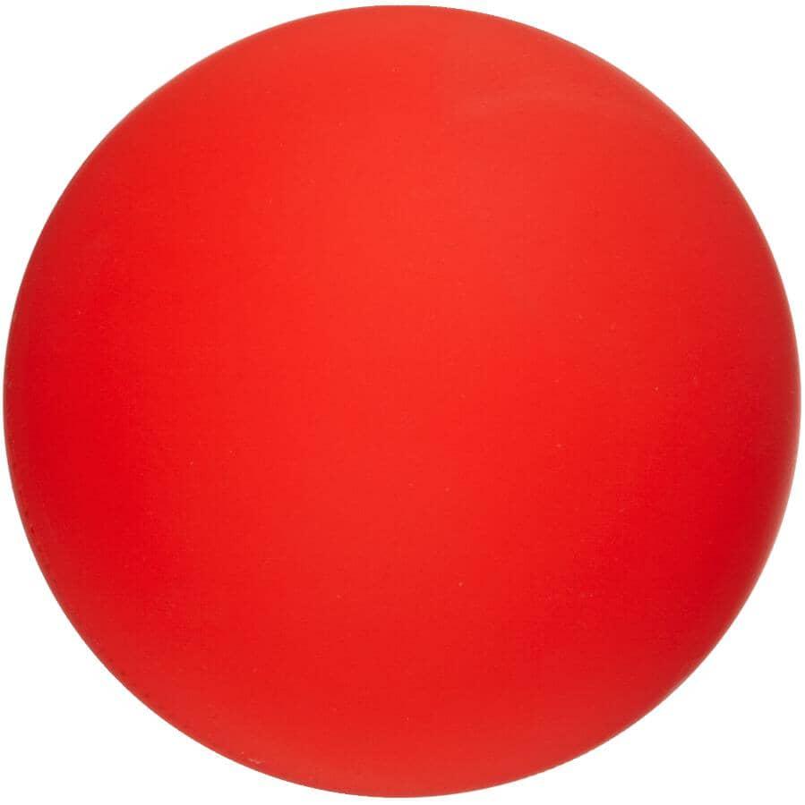 LINWOOD:Orange Soft Street Hockey Ball