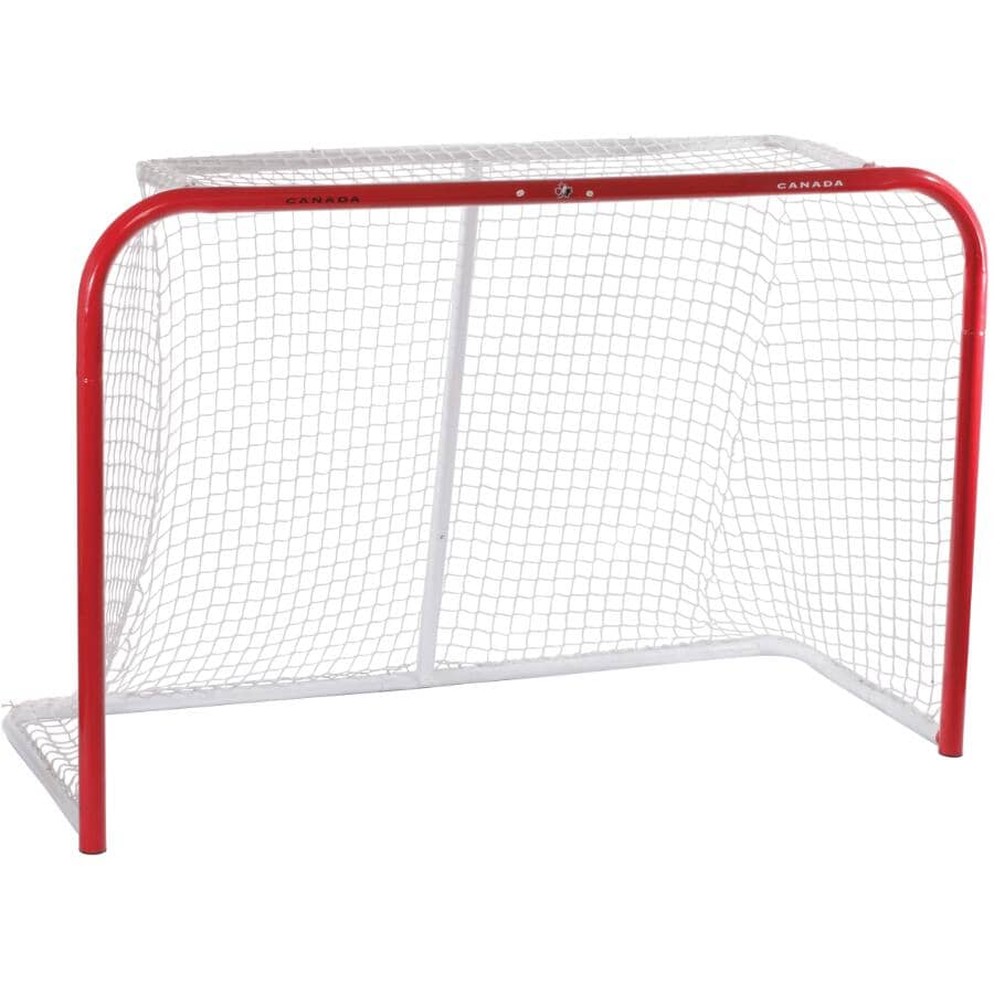 "HOCKEY CANADA:72"" x 48"" x 32"" Street Hockey Goal"