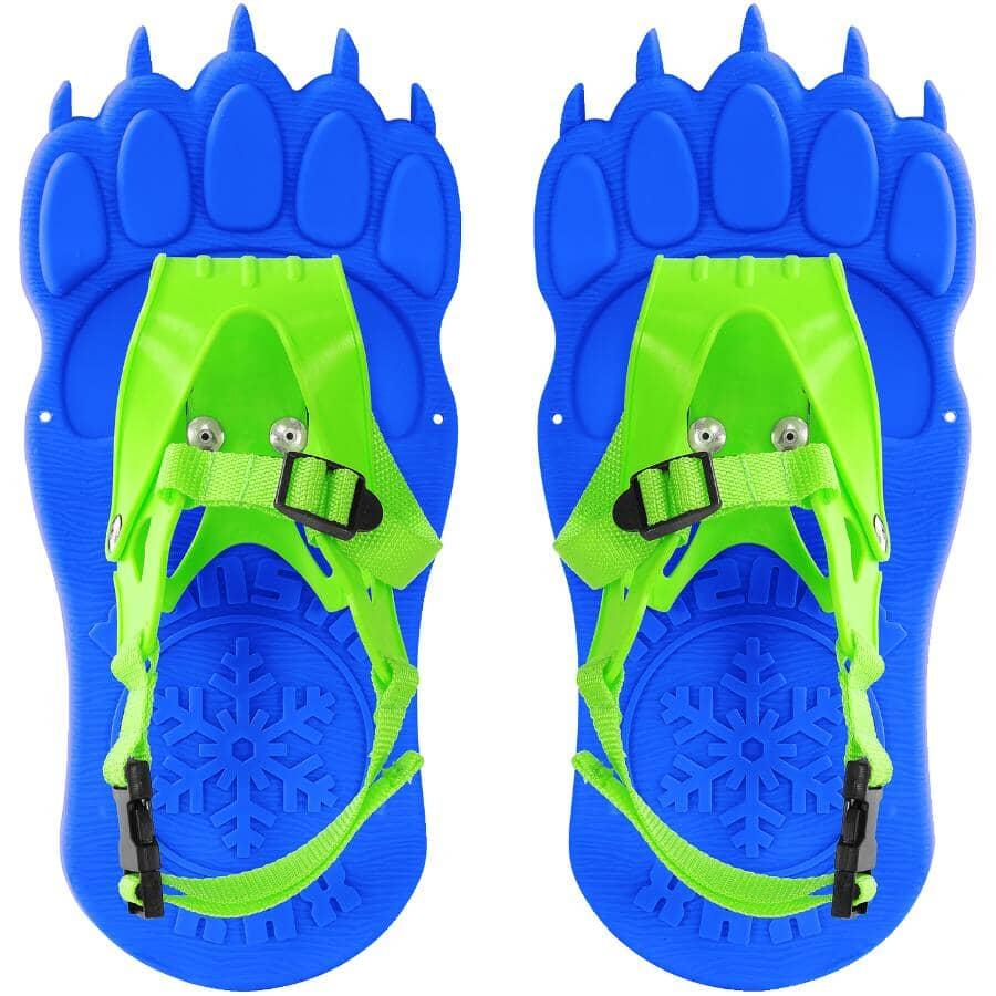 """AIRHEAD:14.5"""" x 6.5"""" Monsta Trax Snowshoes"""