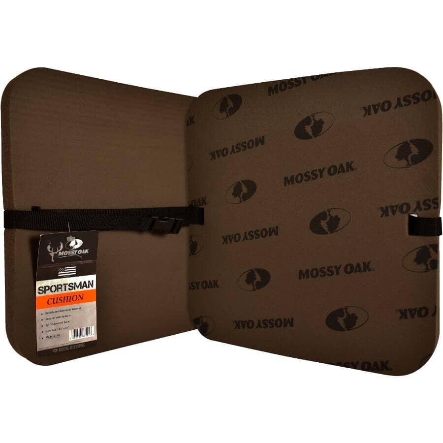THERMASEAT:Mossy Oak/Brown Sportsman Cushion