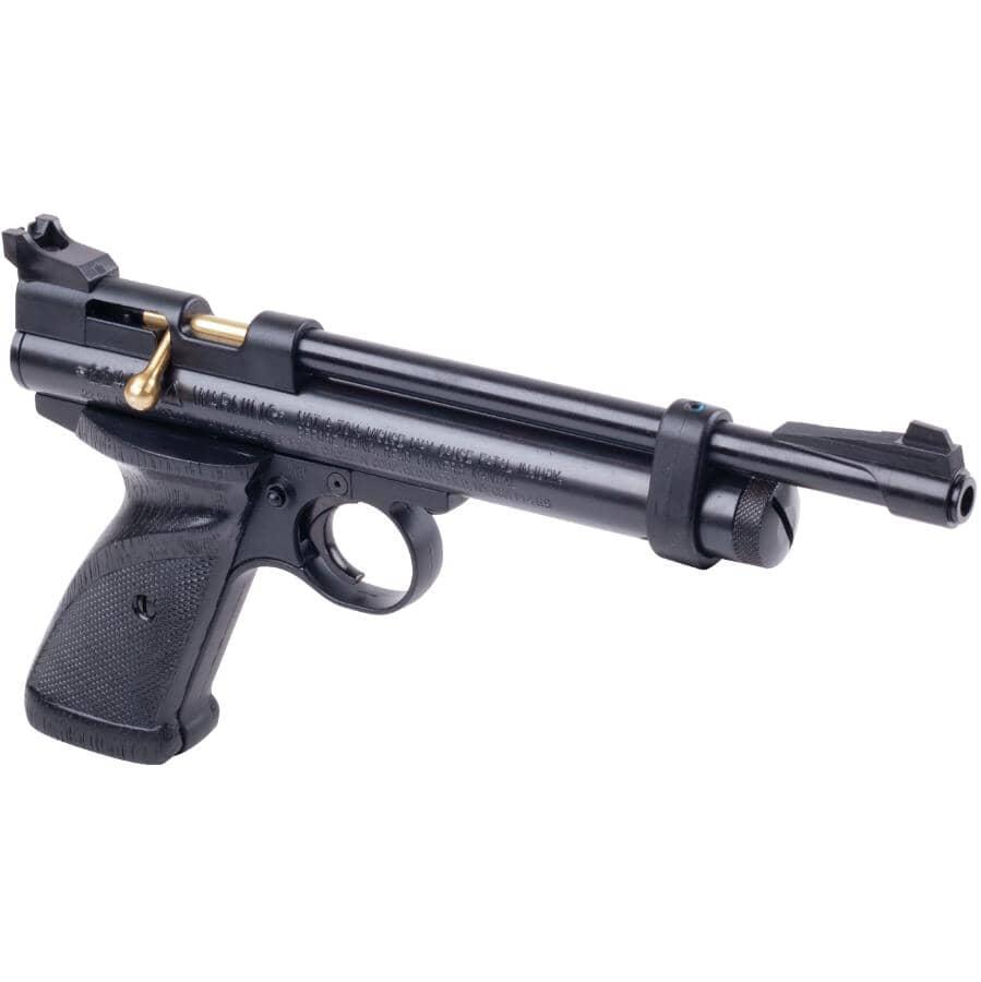 CROSMAN:.22 Co2 Single Shot Air Pistol