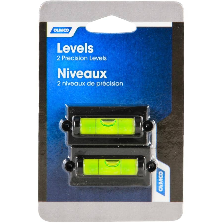 CAMCO:RV Standard Levels - 2 Pack
