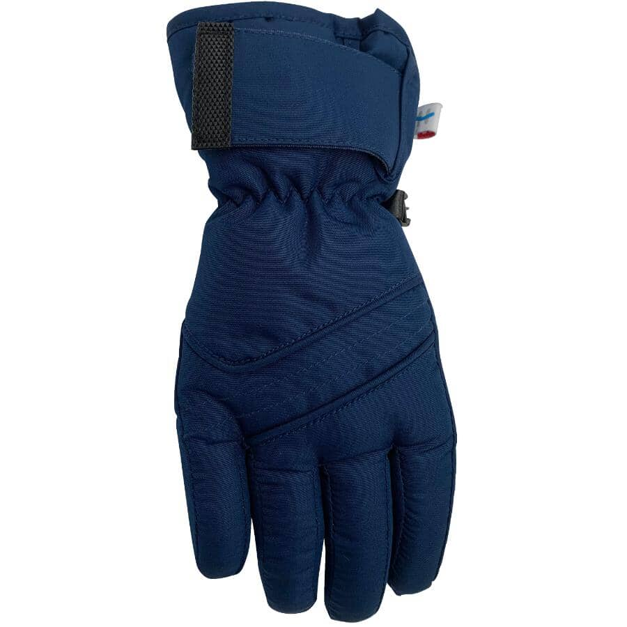 HOTPAWS:Youth Ski Gloves - Assorted Sizes & Colours