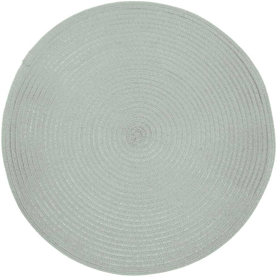 SULLY INNOVATIONS:Round Outdoor Placemat - Sage