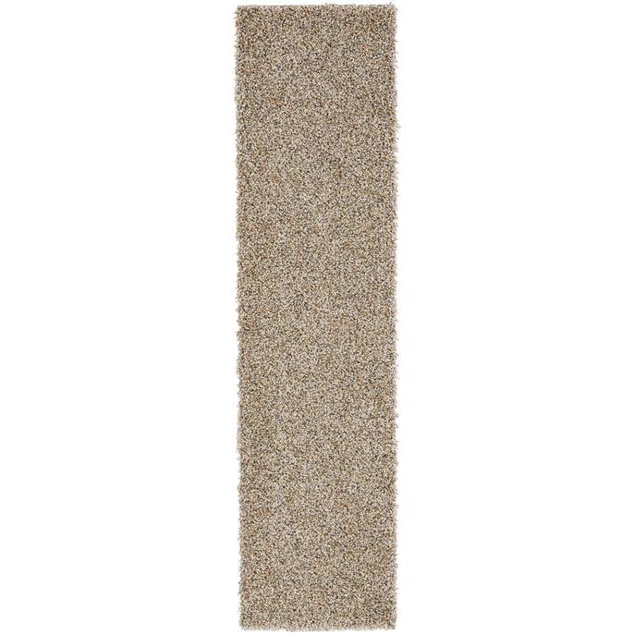 """SHAW FLOOR:Tri-Tone Collection 9"""" x 36"""" Carpet Planks - Feathered, 27 sq. ft."""