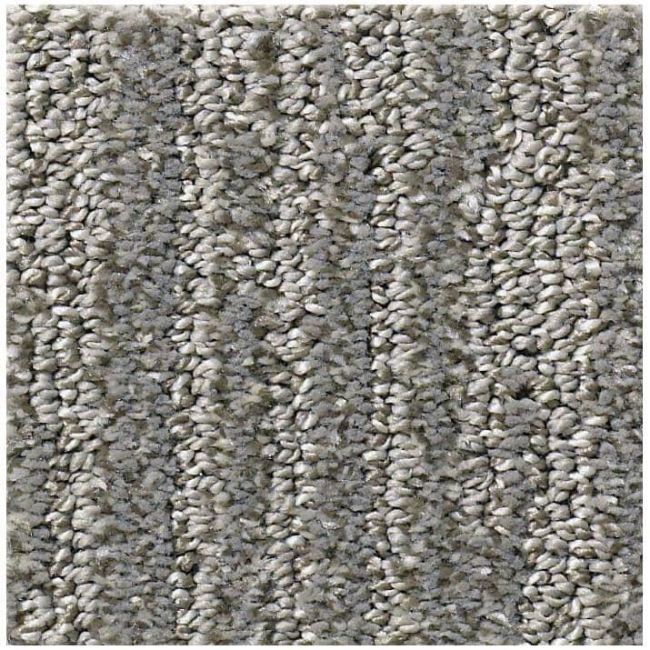 """SHAW FLOOR:Dynamic Vision Collection 9"""" x 36"""" Carpet Planks - Ground Fog, 27 sq. ft."""
