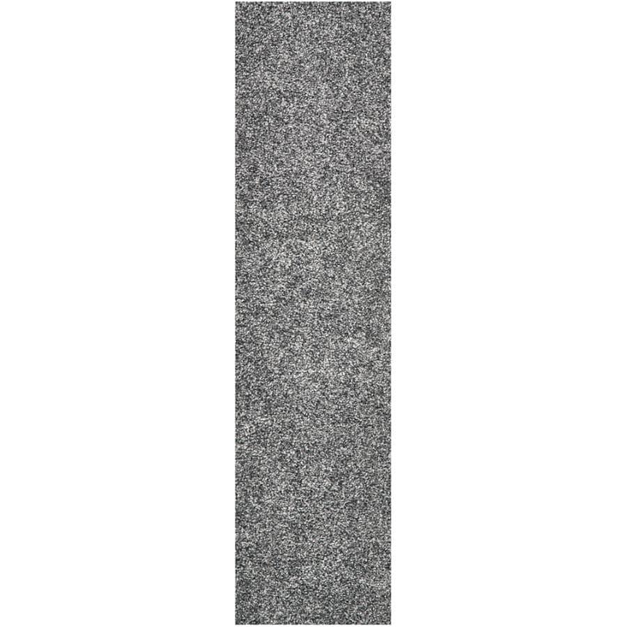 "SHAW FLOOR:It's Magic Collection 9"" x 36"" Carpet Planks - Smoke, 13.5 sq. ft."