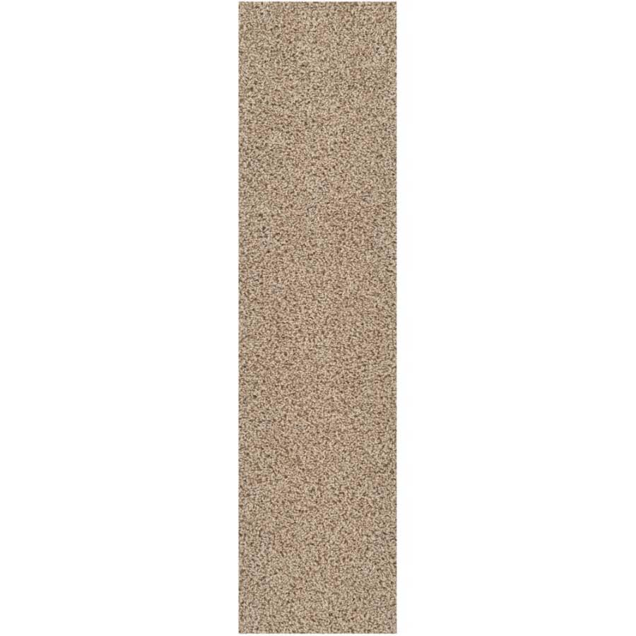 """SHAW FLOOR:Carpet Diem Collection 9"""" x 36"""" Carpet Planks - Canvas, 18 sq. ft."""