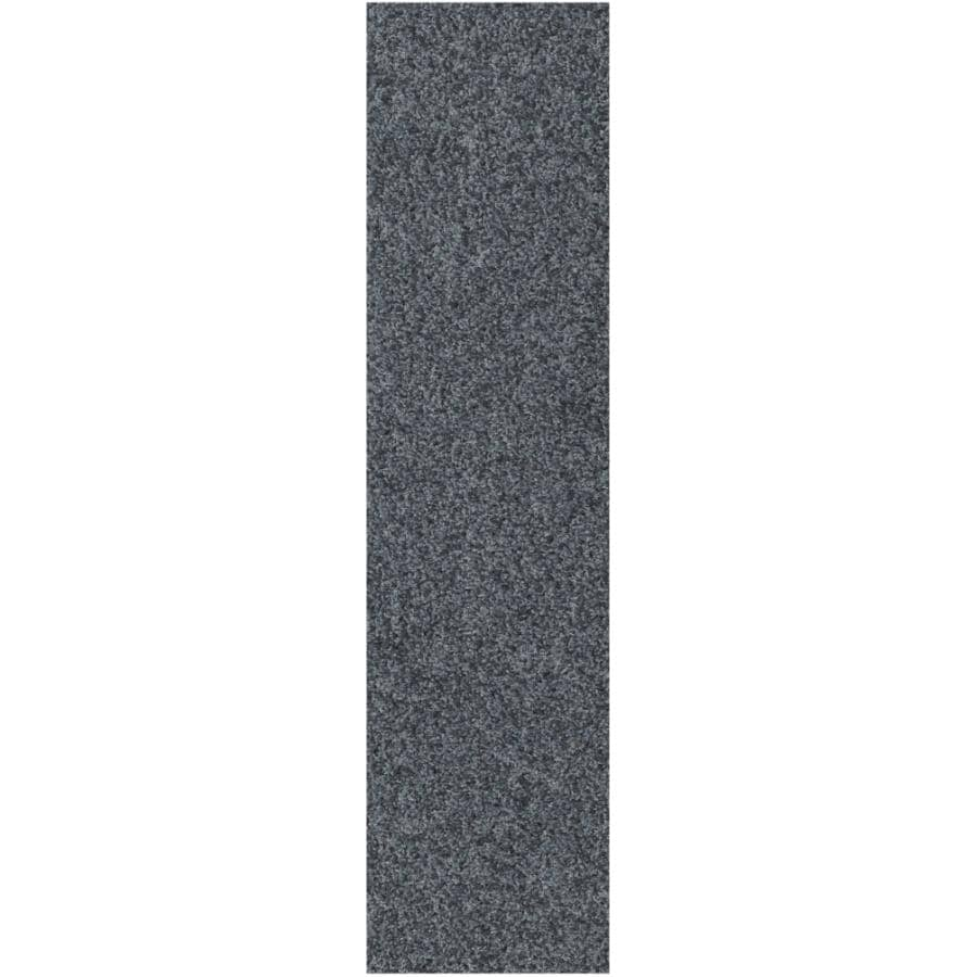 "SHAW FLOOR:Carpet Diem Collection 9"" x 36"" Carpet Planks - Blue Denim, 18 sq. ft."