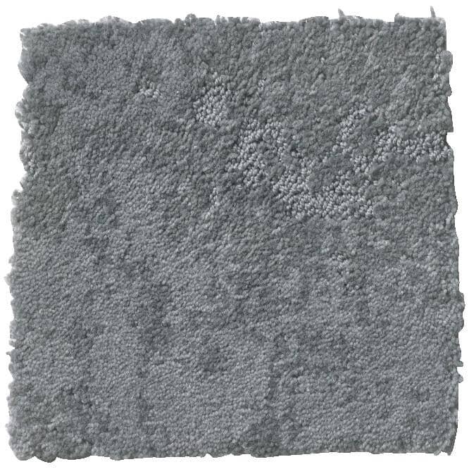 "SHAW FLOOR:Woven Fringe Collection 9"" x 36"" Carpet Planks - Blue Denim, 18 sq. ft."