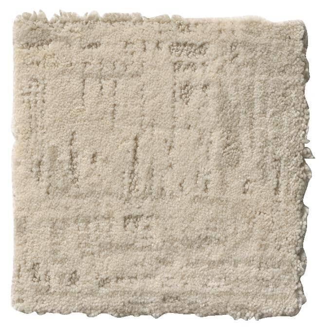 "SHAW FLOOR:Nature's Linen Collection 9"" x 36"" Carpet Planks - Canvas, 18 sq. ft."