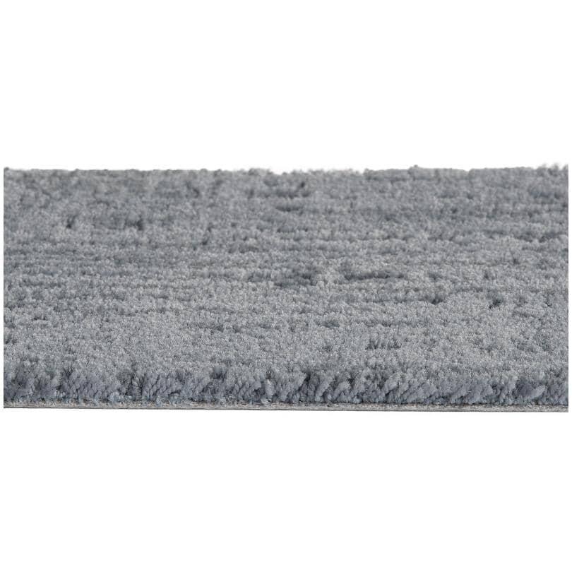"""SHAW FLOOR:Nature's Linen Collection 9"""" x 36"""" Carpet Planks - Blue Denim, 18 sq. ft."""