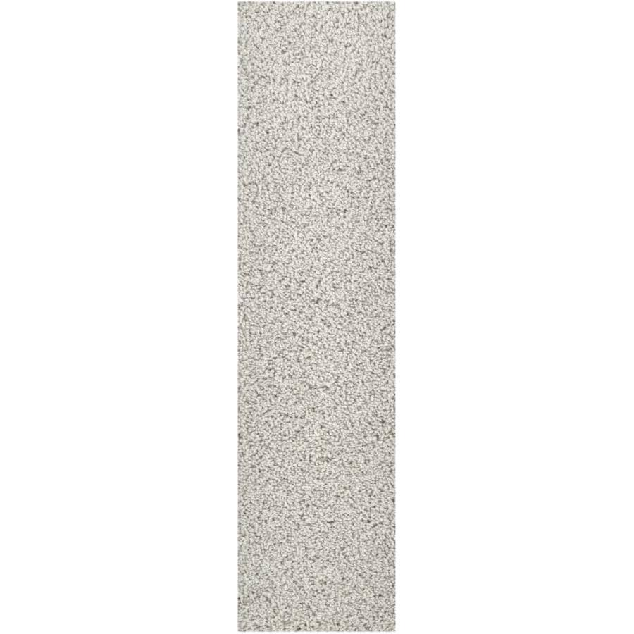 """SHAW FLOOR:Scandi Chic Collection 9"""" x 36"""" Carpet Planks - Snow Kissed, 13.5 sq. ft."""