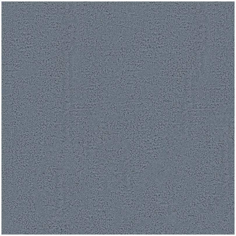 "SHAW FLOOR:Etched Collection 9"" x 36"" Carpet Planks - Blue Denim, 22.5 sq. ft."