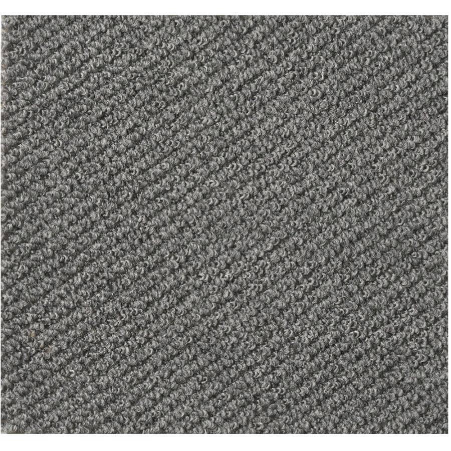 "VENTURE CARPETS:Roomio Collection Grey Carpet Runner - Sancho, 24"" x 72"""