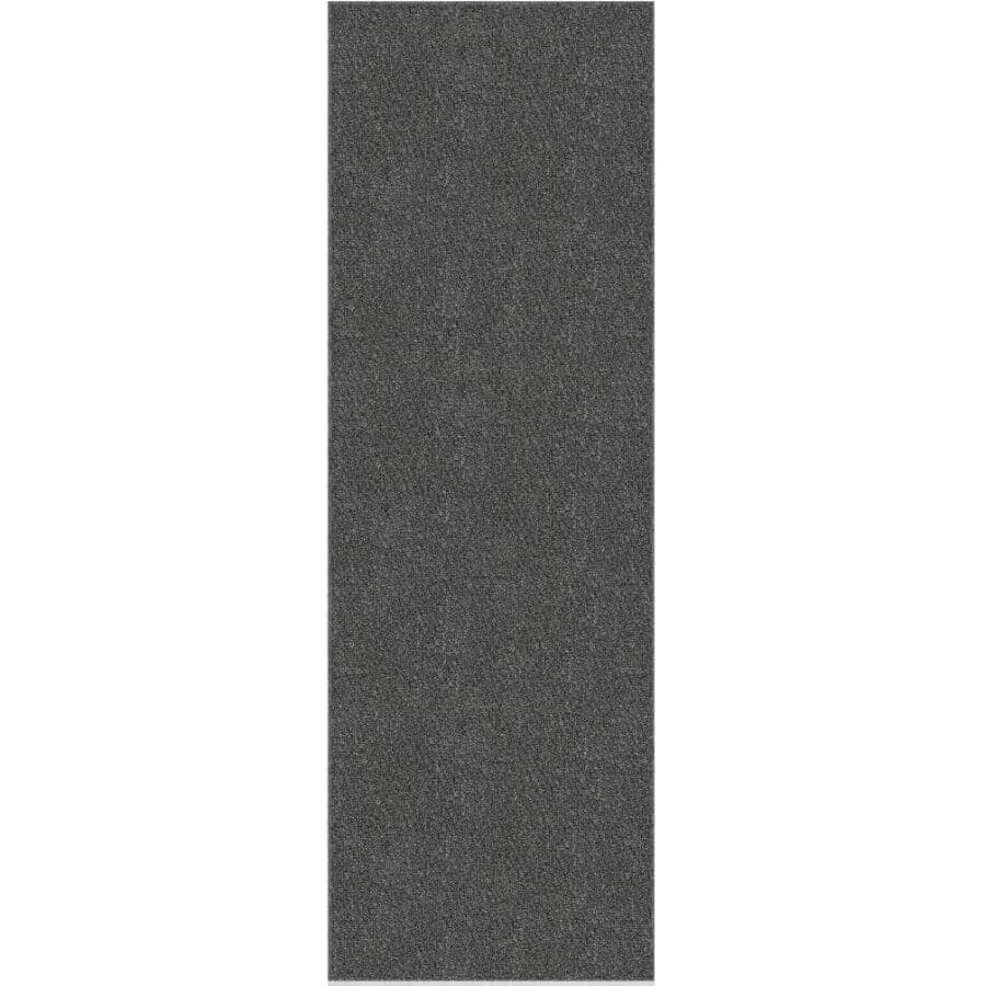 "VENTURE CARPETS:Roomio Collection Greige Carpet Runner - Sancho, 24"" x 72"""