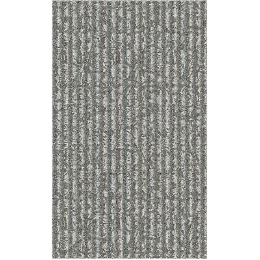 "VENTURE CARPETS:Roomio Collection Greige Accent Mat - Eldorado, 36"" x 60"""