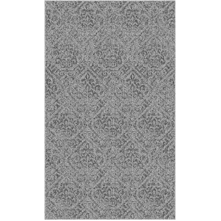"VENTURE CARPETS:Roomio Collection Grey Accent Mat - Bogota, 36"" x 60"""