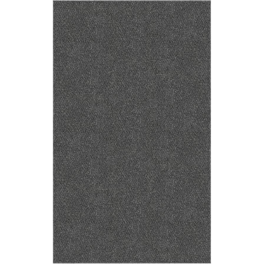 "VENTURE CARPETS:Roomio Collection Grey Accent Mat - Sancho, 36"" x 60"""