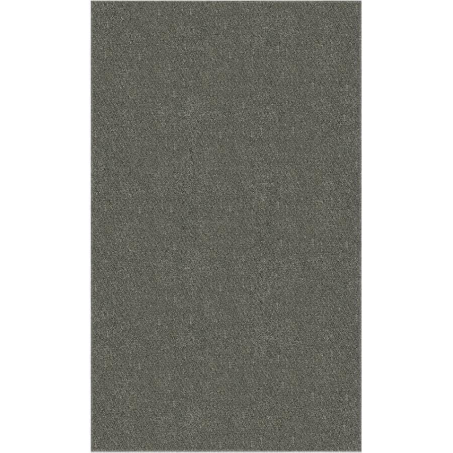 """VENTURE CARPETS:Roomio Collection Greige Accent Mat - Sancho, 36"""" x 60"""""""