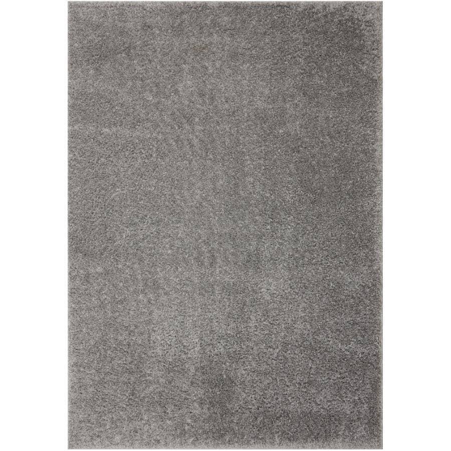 KALORA INTERIORS:6' x 8' Brio Area Rug - Grey