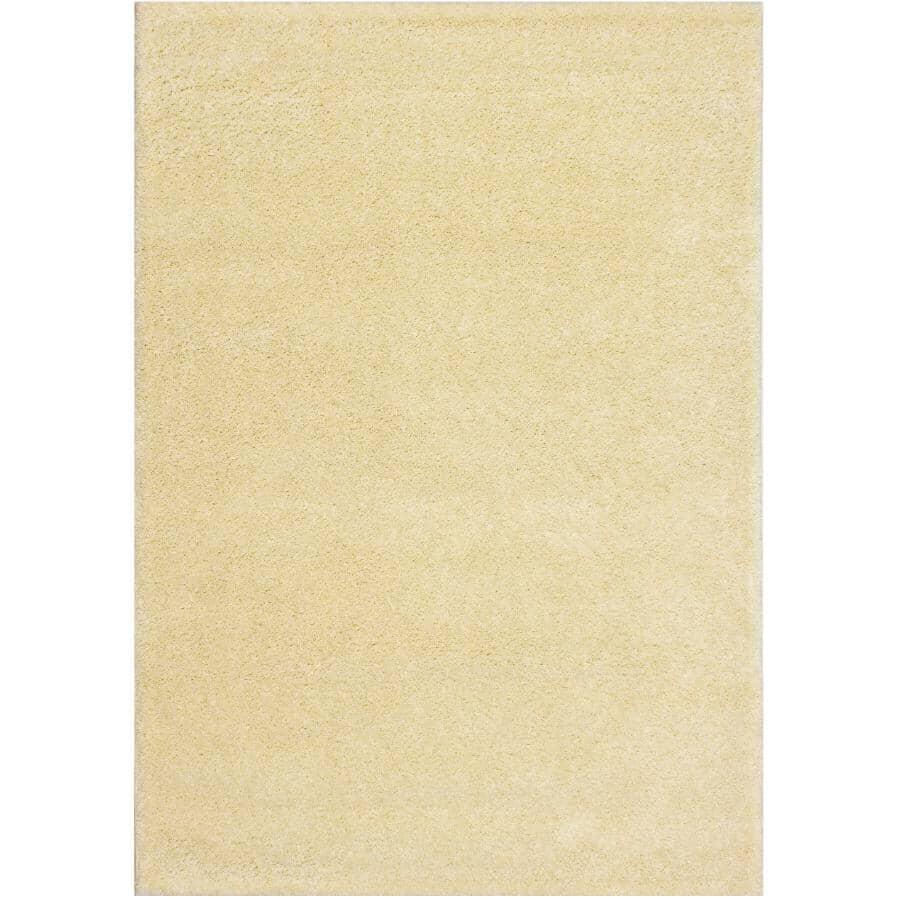 KALORA INTERIORS:6' x 8' Fergus Area Rug - Cream