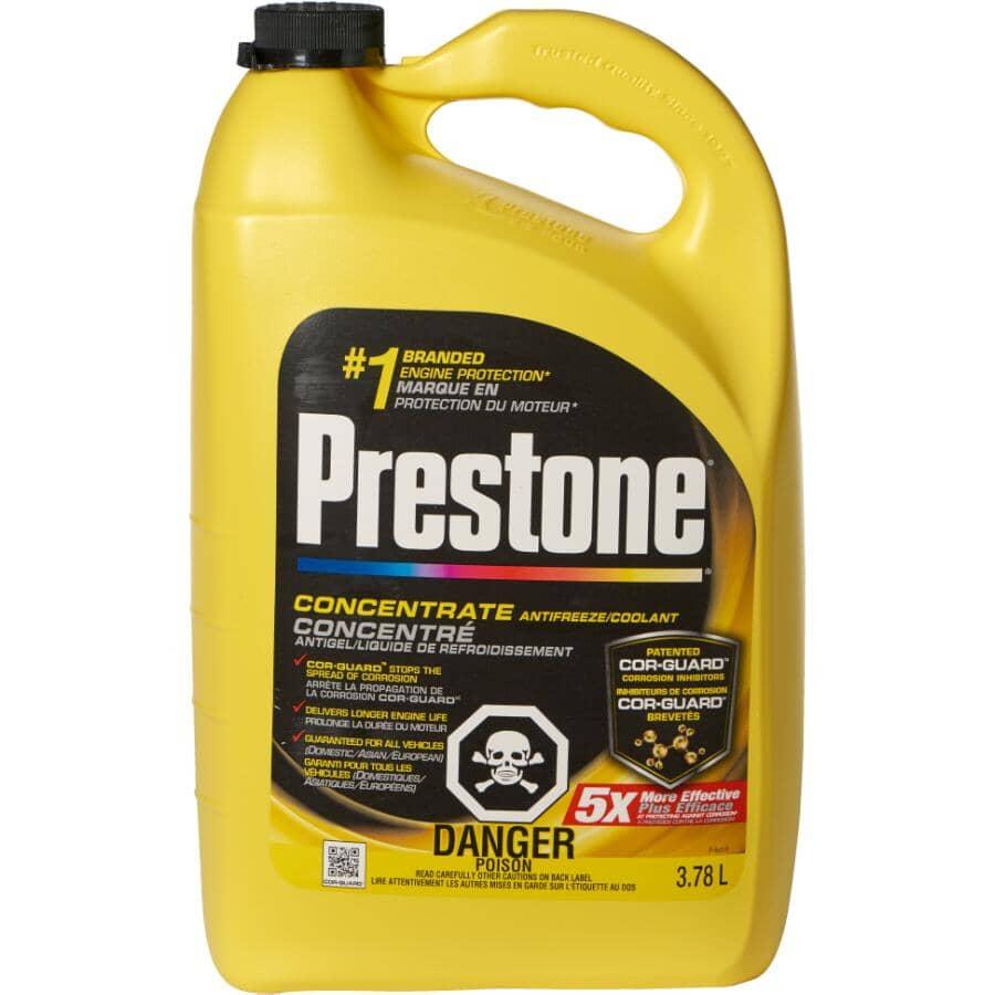 PRESTONE:Concentrate Anti-Freeze & Coolant - 3.78 L