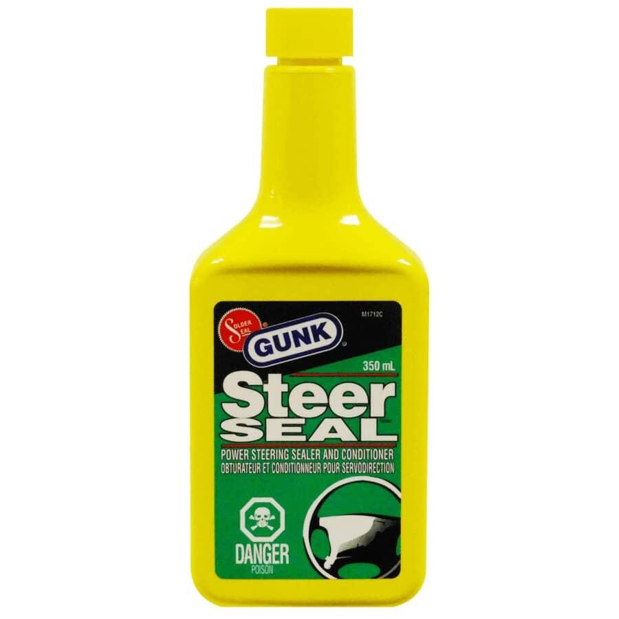 GUNK:Steer Seal Power Steering Sealer & Conditioner - 350 ml