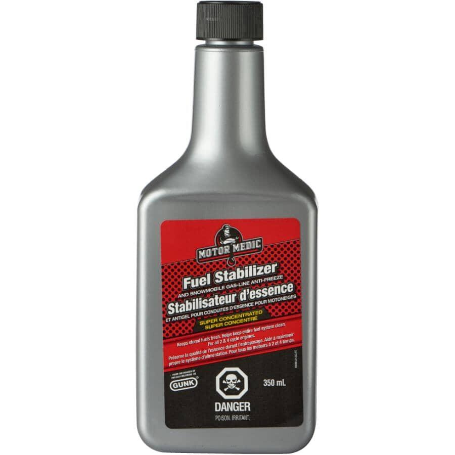 GUNK:Motor Medic Super Concentrated Fuel Stabilizer - 350 ml