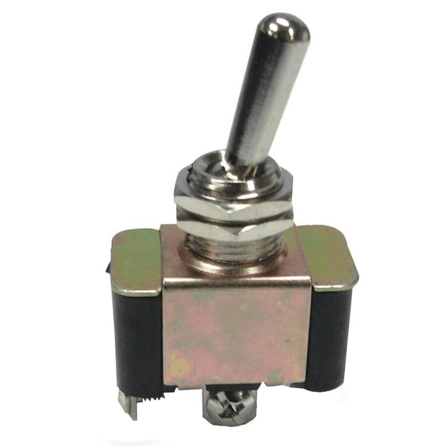 DOCAP:25 Amp Heavy Duty Single Pole Toggle Switch
