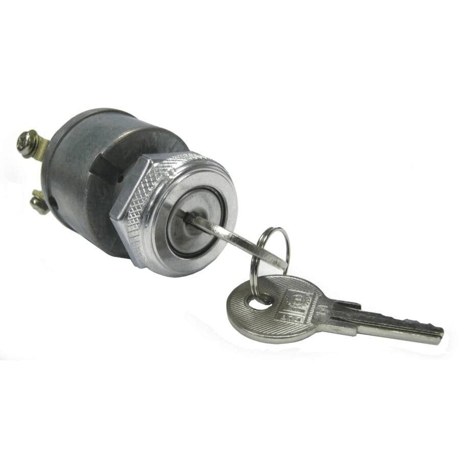 DOCAP:Universal Ignition Switch - with Keys