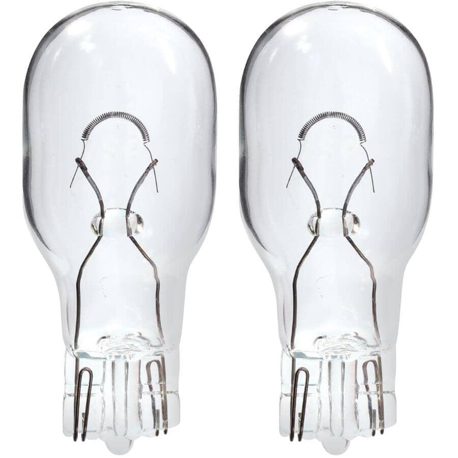 PEAK:12.8V Long Life Wedge Based Mini Bulbs - 2 Pack