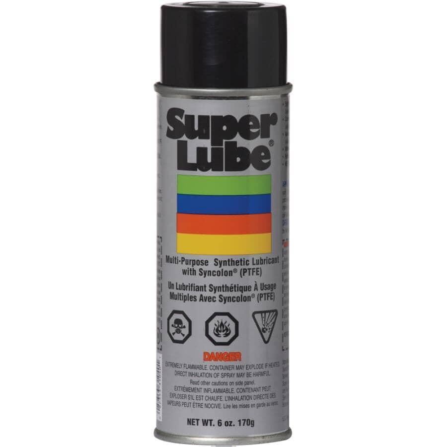 SUPER LUBE:Graisse synthétique avec Syncolon, 6 oz
